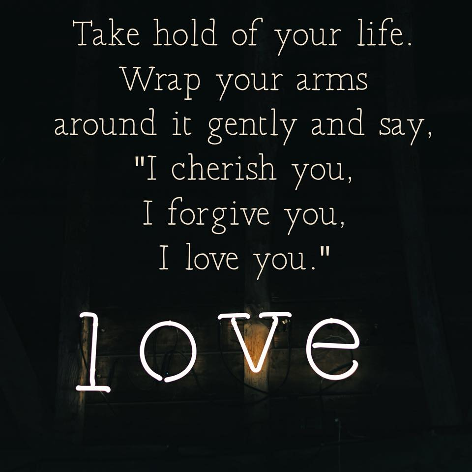 Take hold of your life