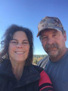 Jill and Tom Rowe