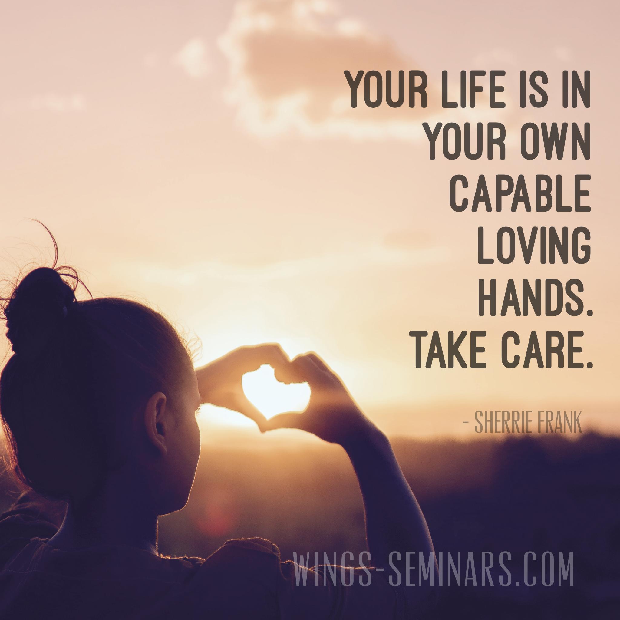 Capable Loving Hands